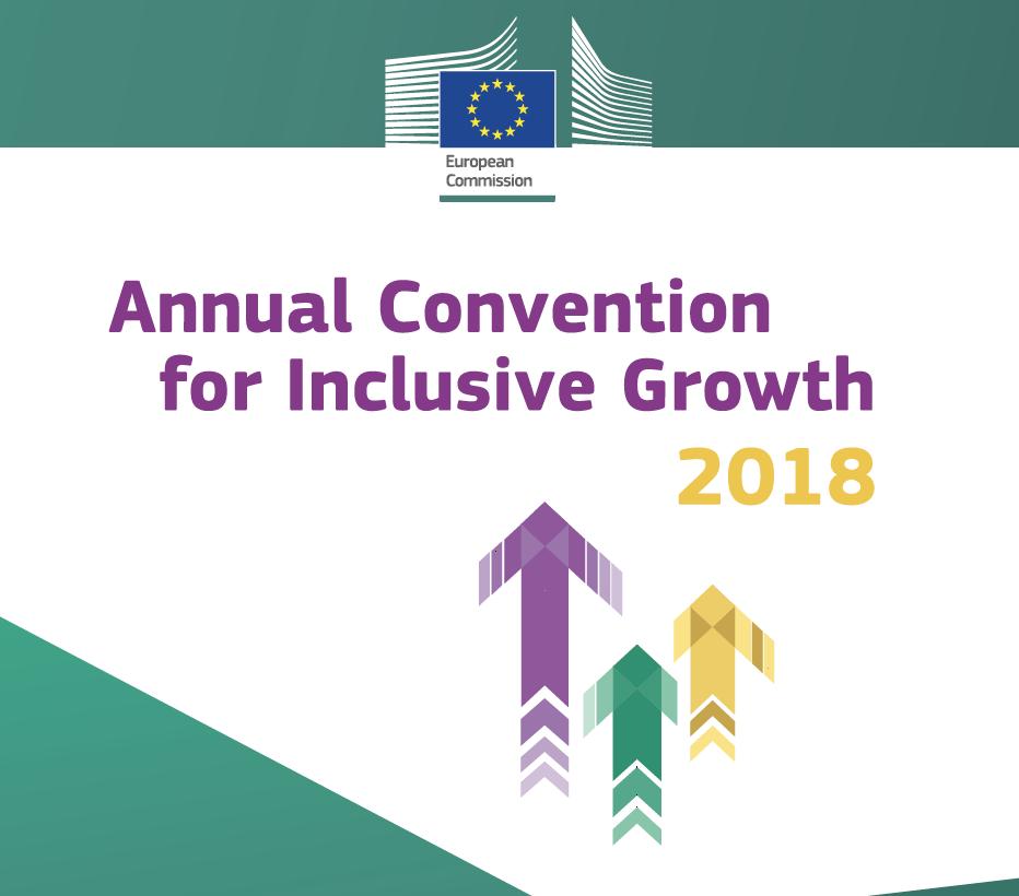 CFCECAS participă la Convenția Anuală pentru creștere incluzivă 2018, eveniment organizat de către Comisia Europeană