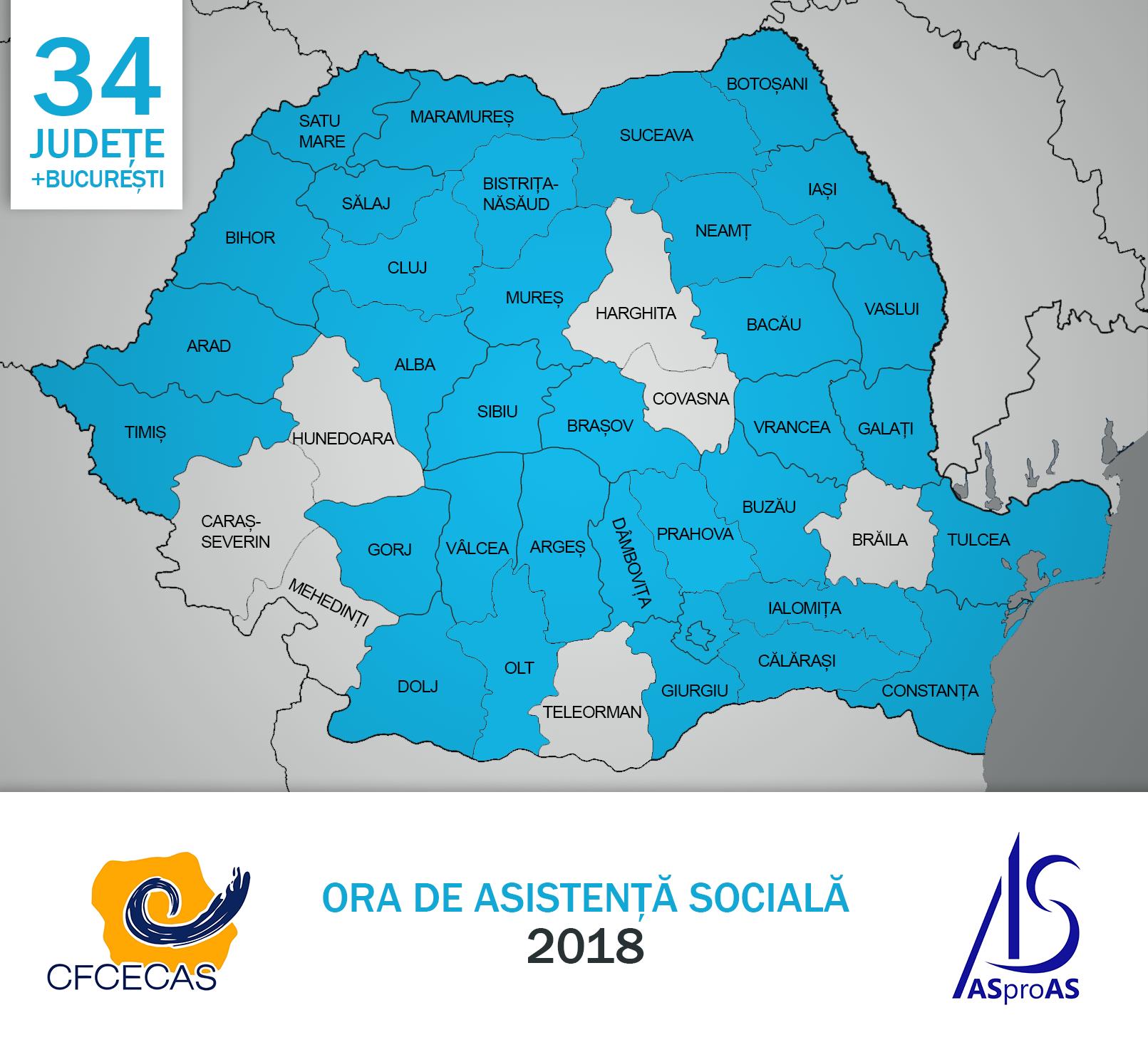 Raport ORA DE ASISTENȚĂ SOCIALĂ 2018