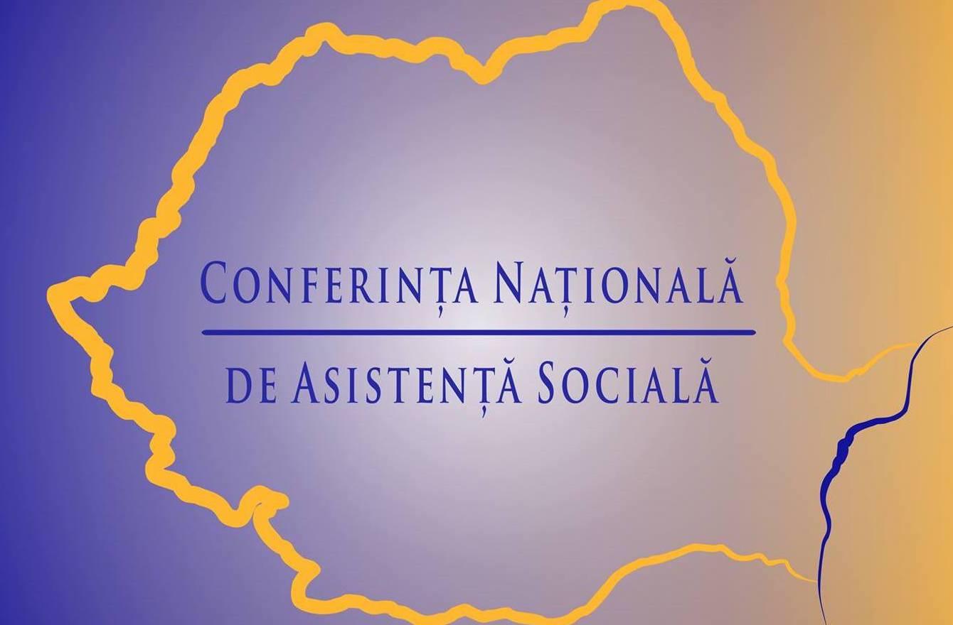 CONFERINȚA NAȚIONALĂ DE ASISTENȚĂ SOCIALĂ 2019