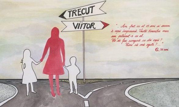 Strategiile adoptate de către victimele violenței domesticeîn lipsa serviciilor de suport