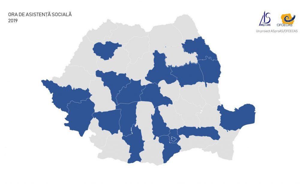 Raport ORA DE ASISTENȚĂ SOCIALĂ 2019