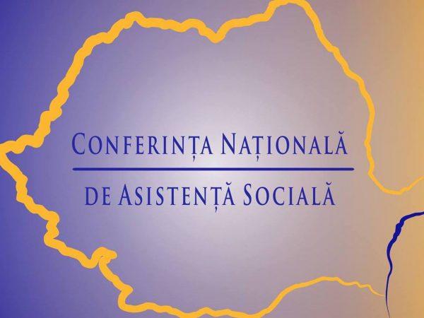 Conferința Națională de Asistență Socială, 26-28 noiembrie 2020 – ONLINE