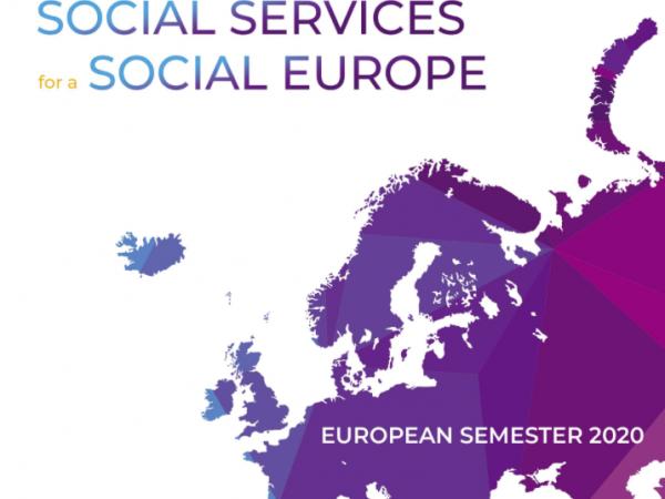 Raportul de țară privind serviciile sociale – Semestrul European 2019