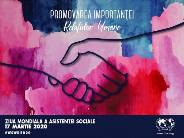 Ziua Mondială a Asistenței Sociale, 17 martie 2020